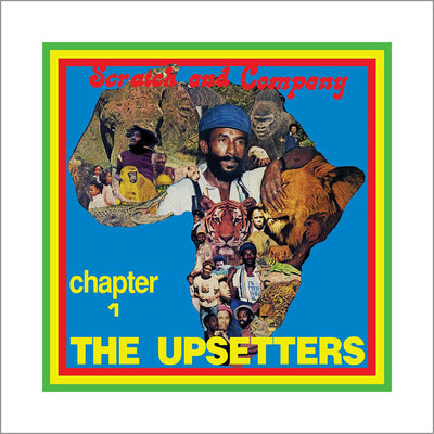 Lee Scratch Perry - Scratch And Company Chapter 1 - Unearthed Sounds, Vinyl, Record Store, Vinyl Records