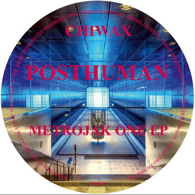 Posthuman - MetroJak One - Unearthed Sounds, Vinyl, Record Store, Vinyl Records