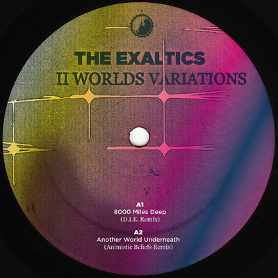 The Exaltics - 2 Worlds Variations - Unearthed Sounds