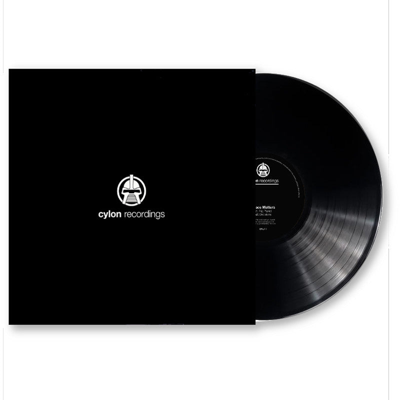 Space Matters - Flat Planet EP , Vinyl - Cylon Recordings, Unearthed Sounds
