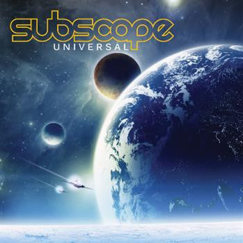 Subscape - Universal EP - Unearthed Sounds