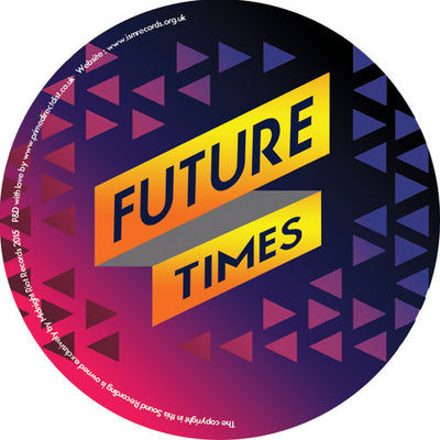 Ilija Rudman - Future Times - Unearthed Sounds