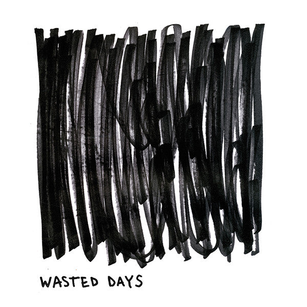 Sam Binga - Wasted Days LP - Unearthed Sounds