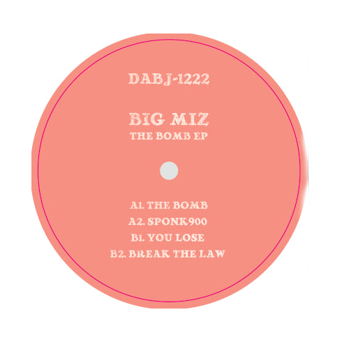 Big Miz - The Bomb , Vinyl - Dixon Avenue Basement Jams, Unearthed Sounds