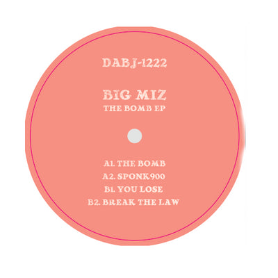 Big Miz - The Bomb - Unearthed Sounds