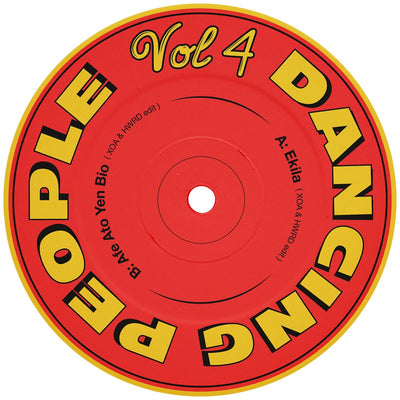 Dancing People - Volume 4 - Unearthed Sounds, Vinyl, Record Store, Vinyl Records