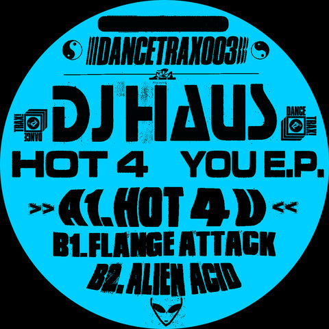 DJ Haus - Hot 4 U