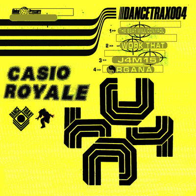 Casio Royale - The Beat Will Control (Dance Trax Vol. 4) - Unearthed Sounds