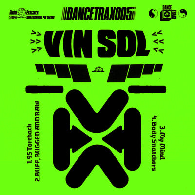 Vin Sol - Dance Trax, Vol. 5 - Unearthed Sounds