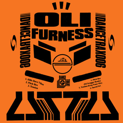Oli Furness - Dance Trax, Vol. 6 - Unearthed Sounds