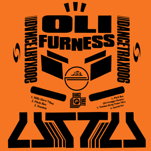 Oli Furness - Dance Trax Vol 6