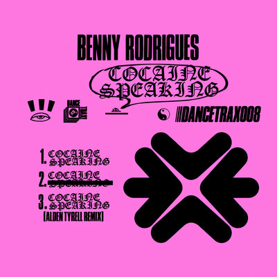 Benny Rodrigues - Cocaine Speaking - Unearthed Sounds