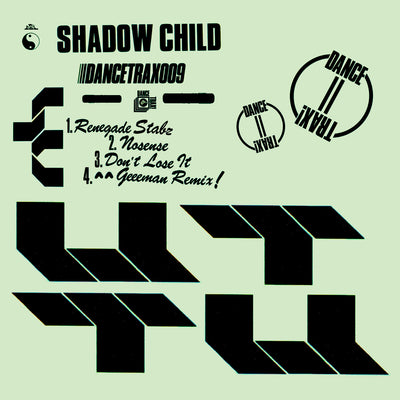 Shadow Child - Dance Trax, Vol. 9 - Unearthed Sounds