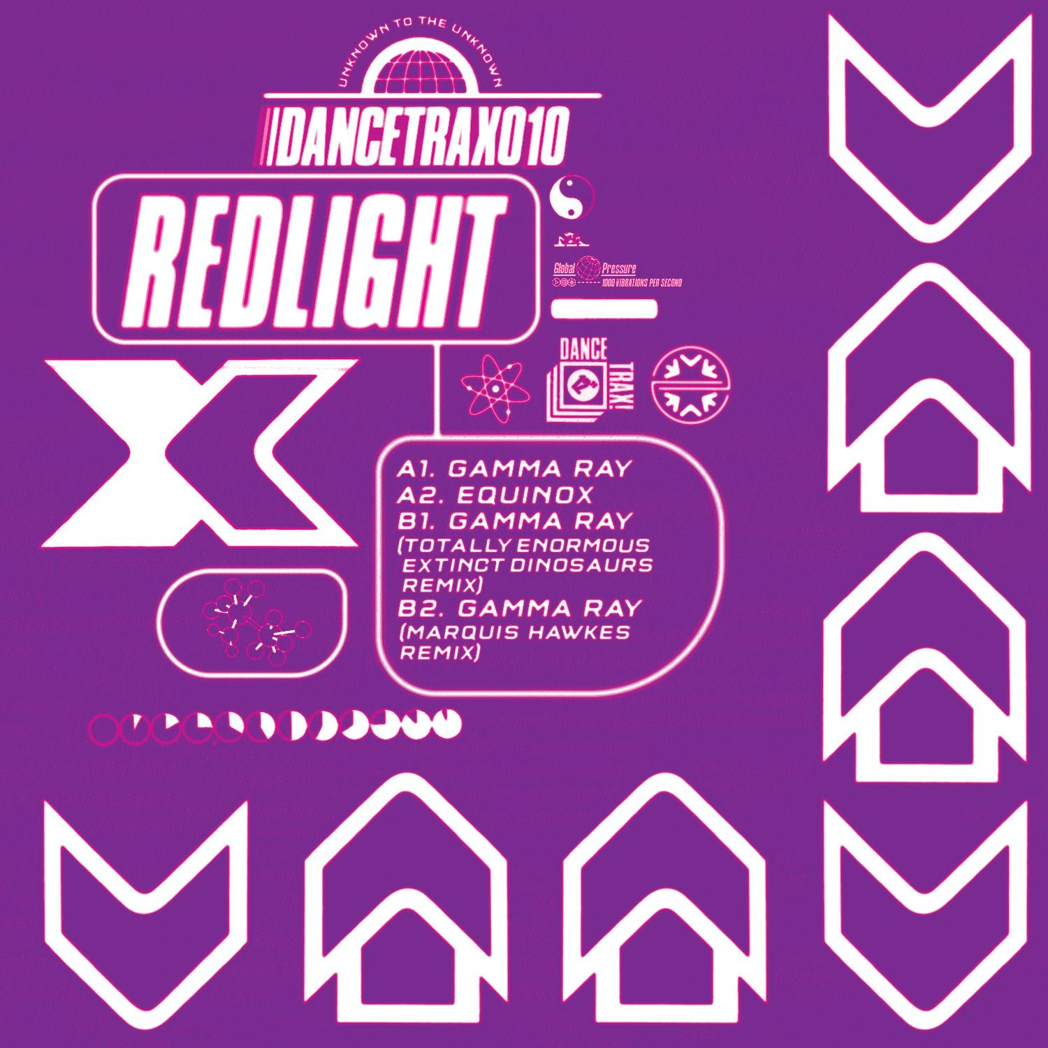 Redlight - Dance Trax, Vol. 10