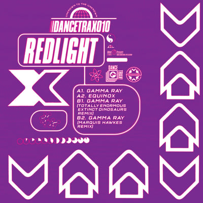 Redlight - Dance Trax, Vol. 10 - Unearthed Sounds