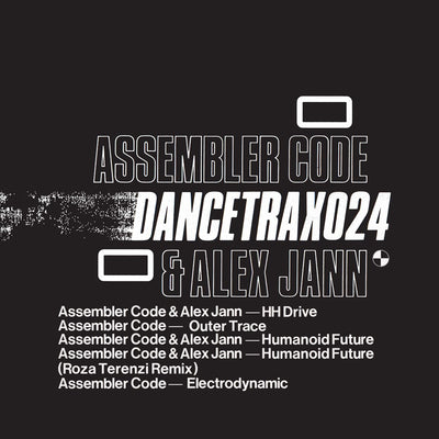 Assembler Code & Alex Jann - Dance Trax Vol. 24 - Unearthed Sounds
