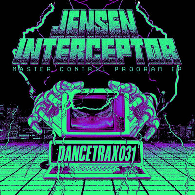 Jensen Interceptor ft DJ Deeon - Master Control Program EP - Unearthed Sounds