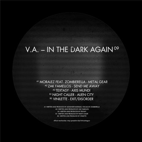 Various Artists - In the Dark Again 09