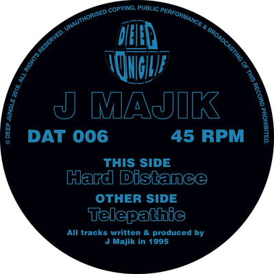J Majik - Telepathic - Unearthed Sounds