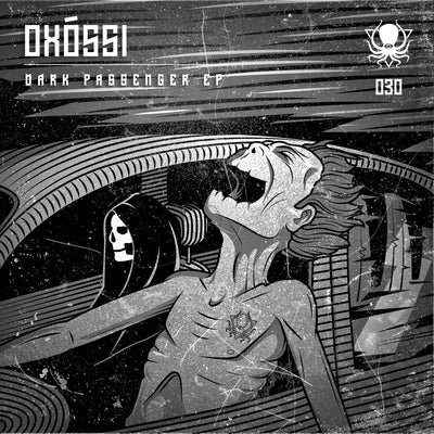 Oxóssi - Dark Passenger EP - Unearthed Sounds