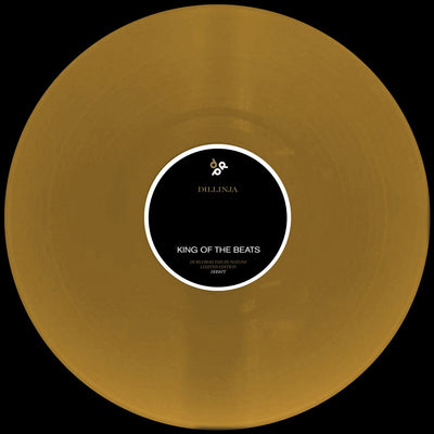 "Dillinja - You / King Of The Beats [Gold 12"" Vinyl] - Unearthed Sounds"