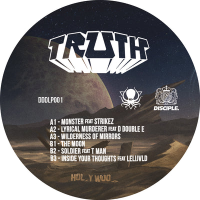 Truth - Wilderness of Mirrors [Vinyl Special Edition] - Unearthed Sounds