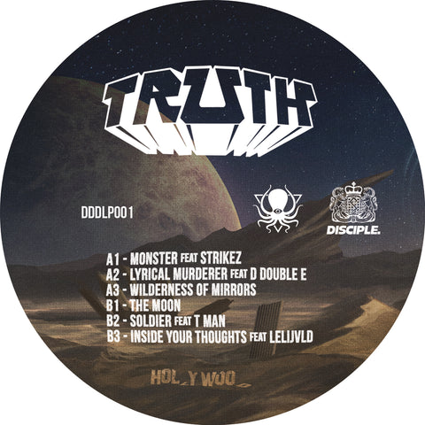 Truth - Wilderness of Mirrors [Vinyl Special Edition]