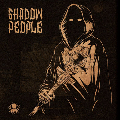 "Shadow People - 12"" Vinyl Edition - Unearthed Sounds"