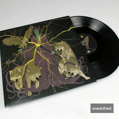 Abstrakt Sonance - Ishtar LP - Unearthed Sounds