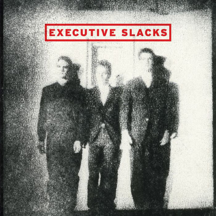"Executive Slacks - Seams Ruff (LP + 7"" flexidisc ) , Vinyl - Dark Entries, Unearthed Sounds"