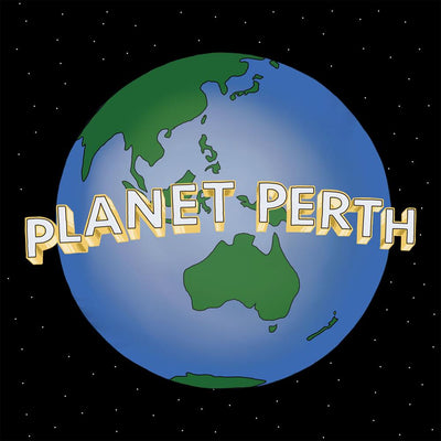 Tred - Planet Perth EP - Unearthed Sounds, Vinyl, Record Store, Vinyl Records