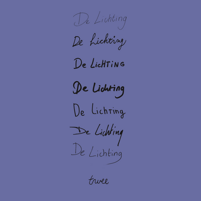 Various Artists - De Lichting - Twee 2LP - Unearthed Sounds, Vinyl, Record Store, Vinyl Records