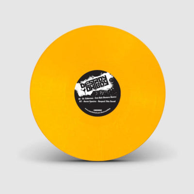 Various Artists - Destroy Oh Boy #2 [Yellow Vinyl] - Unearthed Sounds