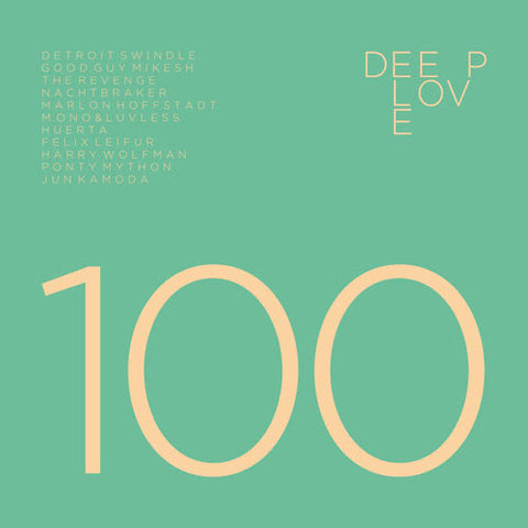 Various Artists - Deep Love 100