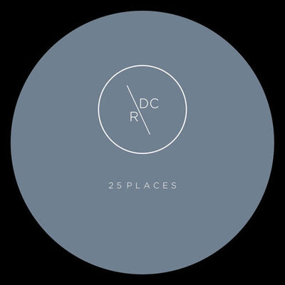 25 Places - Party In The Hills EP , Vinyl - Dirt Crew, Unearthed Sounds