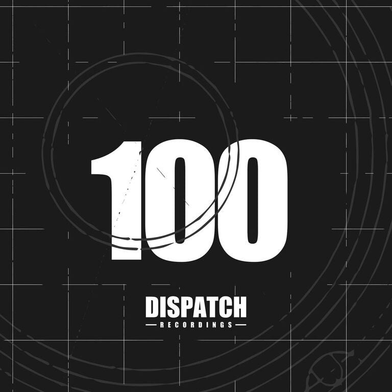 "Various Artists - Dispatch 100 [2x12"" Vinyl] , Vinyl - Dispatch recordings, Unearthed Sounds"