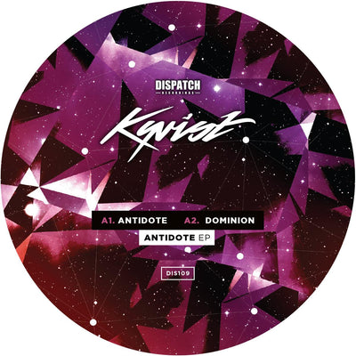Kyrist - Antidote EP - Unearthed Sounds