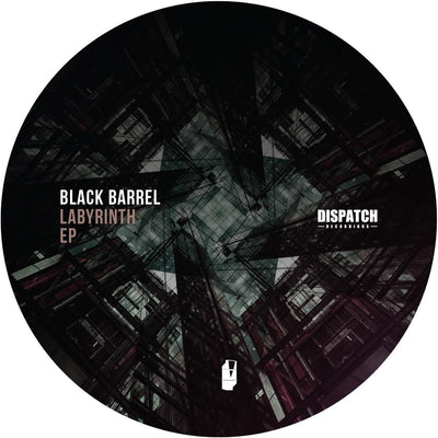 Black Barrel - Labyrinth EP - Unearthed Sounds