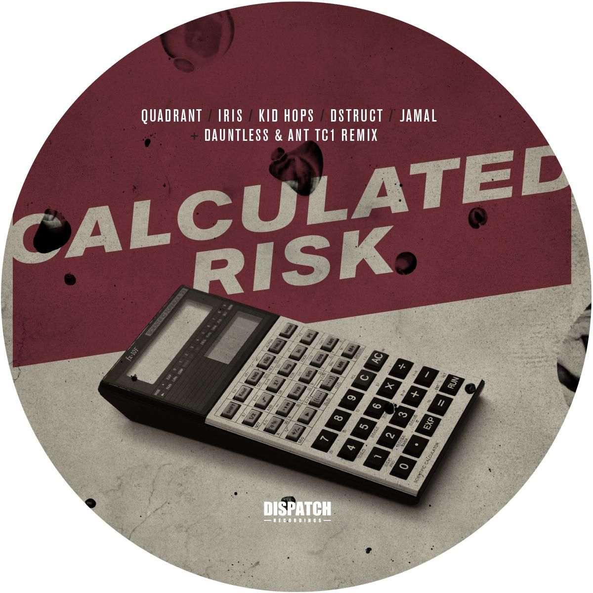 Quadrant & Iris - Calculated Risk EP
