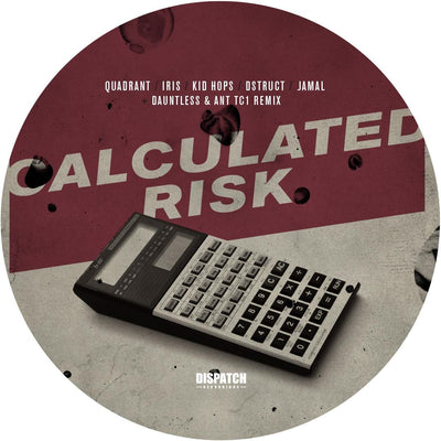 Quadrant & Iris - Calculated Risk EP - Unearthed Sounds