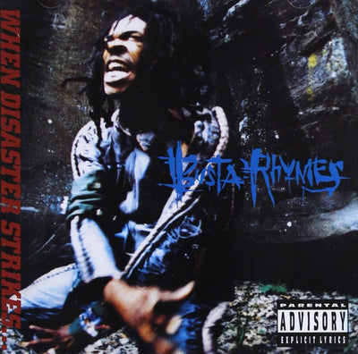 Busta Rhymes - When Disaster Strikes [2 x LP] - Unearthed Sounds