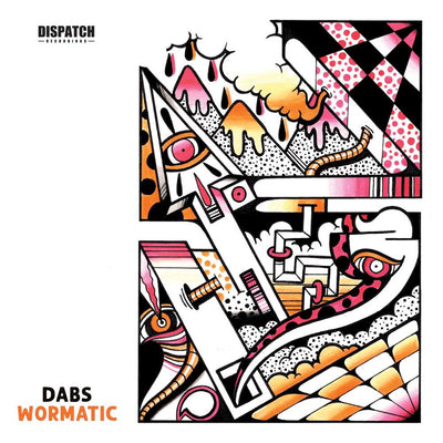 Dabs - Wormatic LP [1 Orange & 1 White Vinyl]