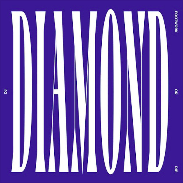 DJ Diamond - Footwork Or Die [LP] , Vinyl - Duck N Cover, Unearthed Sounds