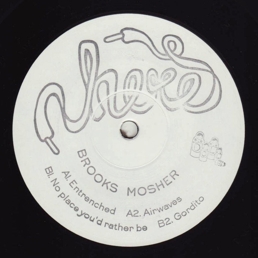 Brooks Mosher - Here EP , Vinyl - Dolly, Unearthed Sounds
