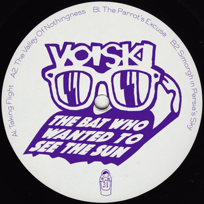 Voiski - The Bat Who Wanted to See the Sun - Unearthed Sounds