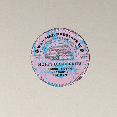 Hoffy - Hoffy Disco Edits - Unearthed Sounds