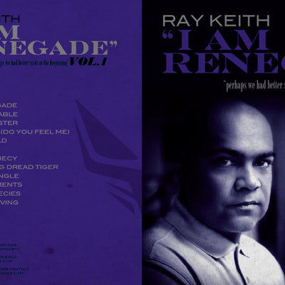 "Ray Keith - I Am Renegade (5x12"" LP) - Unearthed Sounds"