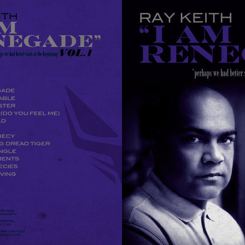 "Ray Keith - I Am Renegade (5x12"" LP)"
