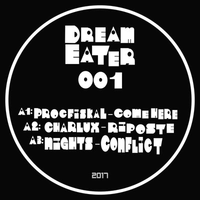 Various Artists - Dream Eater 001 - Unearthed Sounds