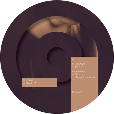 "Tim Wolff - Skeptic EP [180g 12"" Vinyl] , Vinyl - Dynamic Reflection, Unearthed Sounds"
